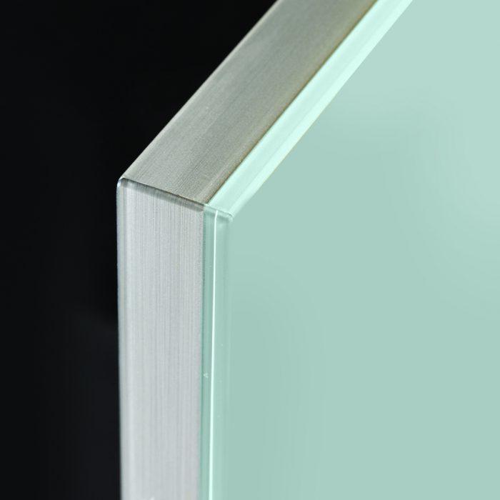 Blue Glass Edge
