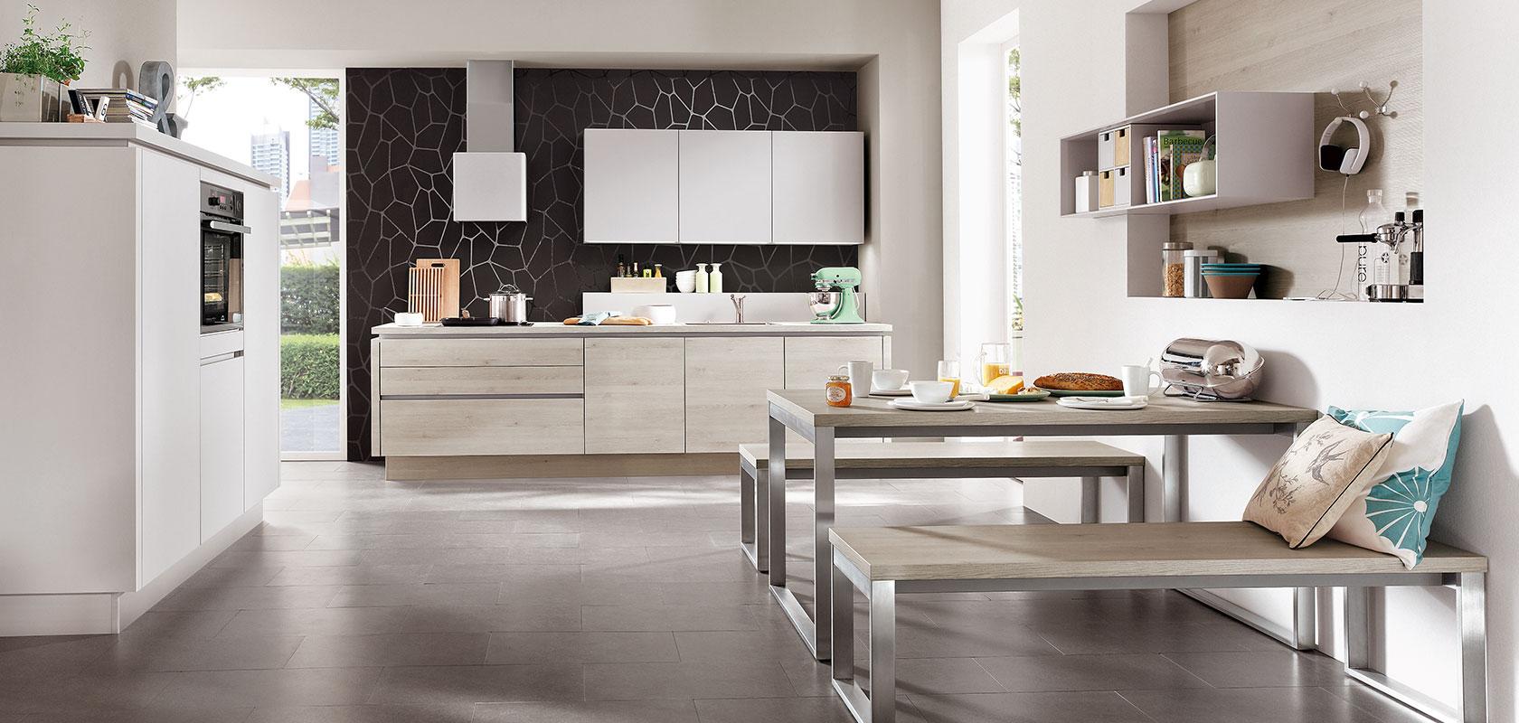 German Kitchens Bespoke Kitchen Lemon And Lime Interiors