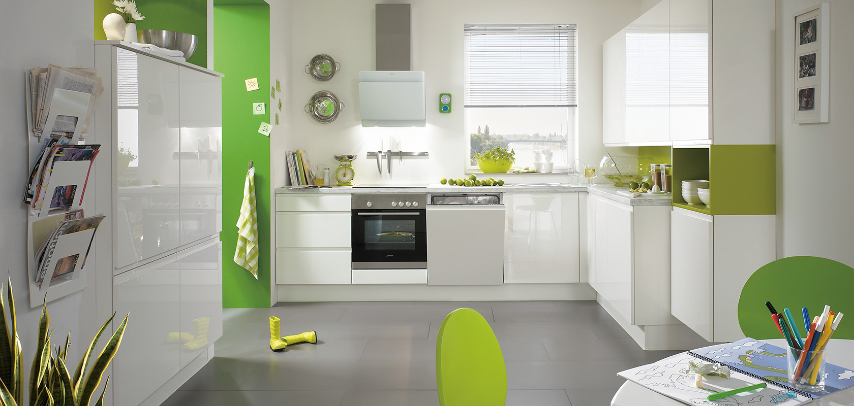 German Made Kitchens | Bespoke Kitchen | Lemon and Lime Interiors