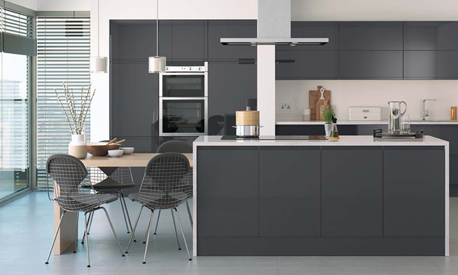 Lucente Anthracite Gloss