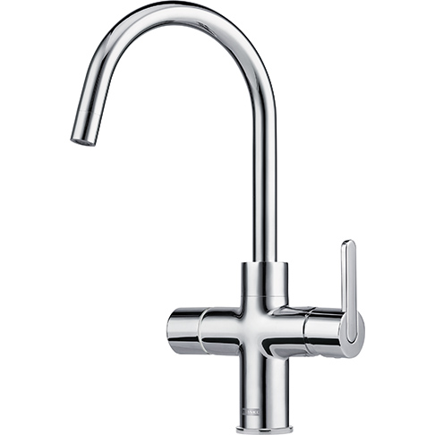 Minerva Electronic 4-in-1 Tap Minerva Electronic Chrome